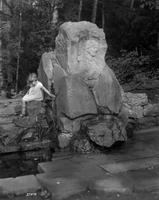 E. Pauline Johnson monument, Stanley Park, Vancouver