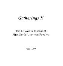 Gatherings Vol. 010 (1999)