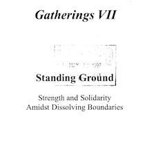 Gatherings Vol. 7 (1996)