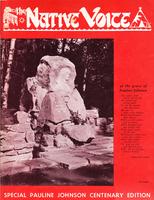 E. Pauline Johnson monument image