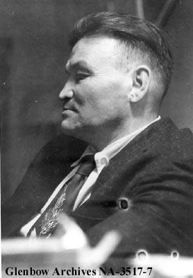 Jim Brady (Glenbow Archives)